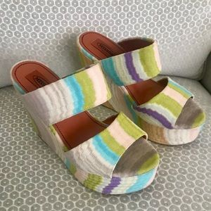 Missoni Wedge 37 1/2